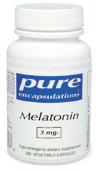 Melatonina 0,5 mg Pure  Encapsulations en Andorra